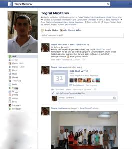 Togrul Mukhtarov Profile